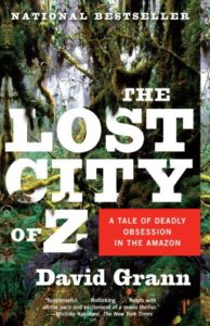 Image of The Lost City of Z, about a previously undiscovered pre-Columbian civilization