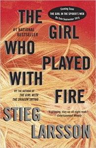 lisbeth salander stars in the girl who played with fire