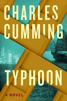 Washington cabal: Typhoon by Charles Cumming