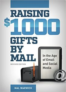 My books: Raising $1000 Gifts by Mail