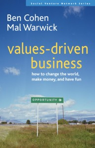 My books: Values-Driven Business