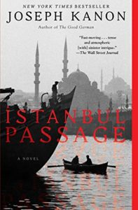 Instanbul Passage by Joseph Kanon is set in post-War Istanbul.