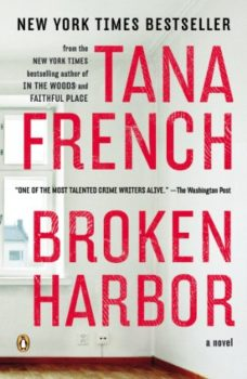 mental disorders: Broken Harbor by Tana French