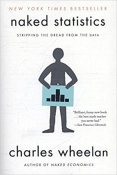 Misuse statistics: Naked Statistics by Charles Wheelan