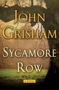 John Grishams breakthrough sequel: Sycamore Row