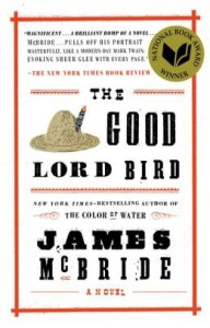 American history becomes funny in The Good Lord Bird by James McBride