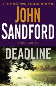 Funny crime fiction written by John Sandford: Deadline