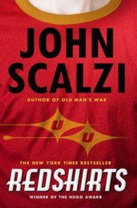 diabolically clever: Redshirts byJohn Scalzi