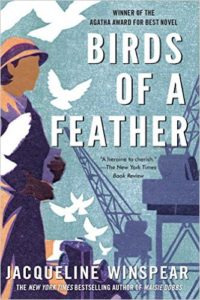 The cost of war: Birds of a Feather by Jacqueline Winspear