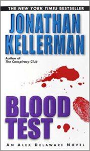 Complex murder mystery - Blood Test by Jonathan Kellerman