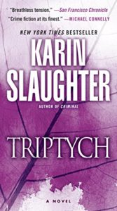will trent: Triptych by Karin Slaughter
