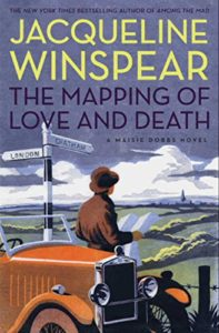 Jacqueline Winspear: The Mapping of Love and Death