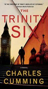 espionage novels - The Trinity Six - Charles Cumming