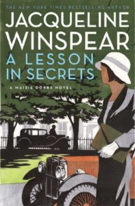 pacifists: A Lesson in Secrets by Jacqueline Winspear
