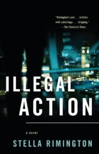Stella Rimington wrote Illegal Action