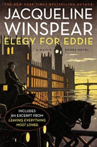 Maisie Dobbs: Elegy for Eddie by Jacqueline Winspear