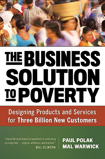 My books: The Business Solution to Poverty