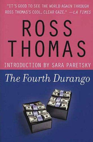 skullduggery - The Fourth Durango by Ross Thomas