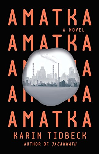 strange science fiction - amatka-karin-tidbeck