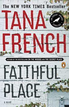 Dublin Murder Squad novels: Faithful Place by Tana French