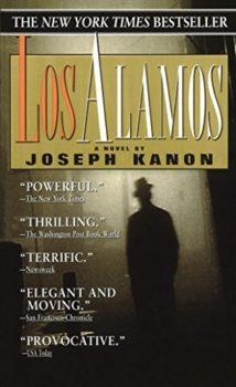 Los Alamos is one of Joseph Kanon's superb espionage thrillers.