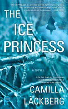 Fjällbacka series: The Ice Princess by Camilla Lackberg